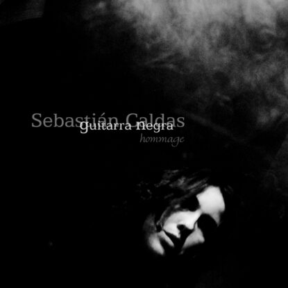 guitarra negra - Sebastian Caldas